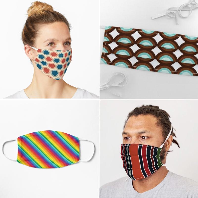 Face Masks by Annie C Designs