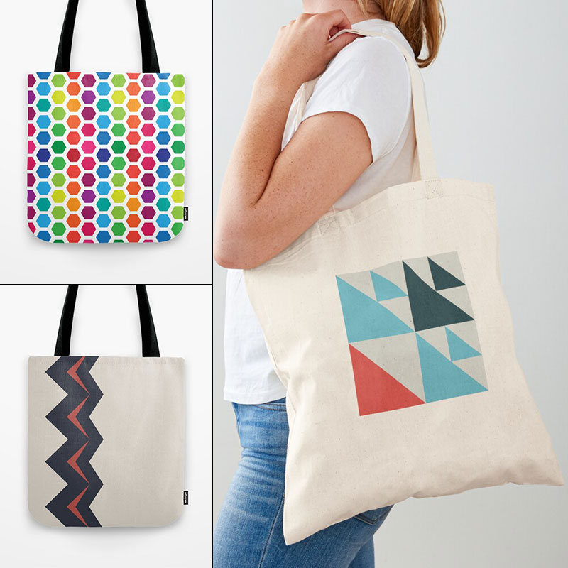 Tote Bags by Annie C Designs on Society6 & Redbubble
