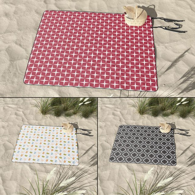 Picnic Blankets by Annie C Designs at Society6